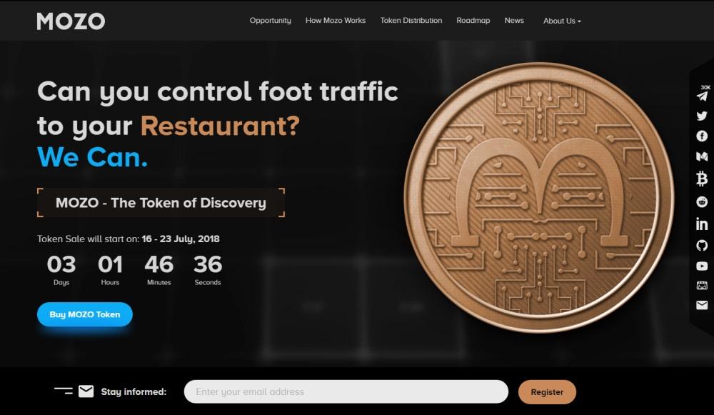 Mozo coin là gì? Dự án ICO tiềm năng của Việt Nam