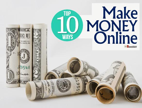 Các cách kiếm tiền qua mạng nhanh nhất trên thế giới