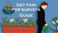 Các trang khảo sát kiếm tiền online uy tín 2021